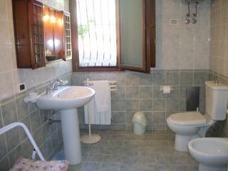 Bagno della camera uso esclusivo