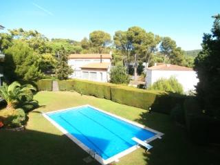 Apartamento con piscina en Llafranc