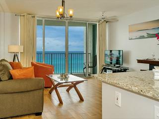 Cozy Beachfront Condo for 4 with New D�cor Open Week of 4/4, Panama City Beach