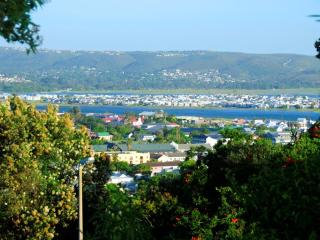 Views of Knysna and pristine lagoon