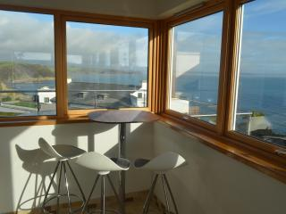 All rooms have a sea view, are furnished with style and comfort