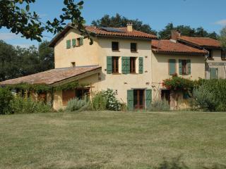 Ecogîte Chaumarty - Gîte 9 personnes - 45 Km au sud de Toulouse