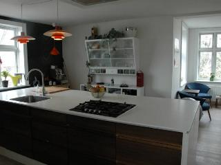 Nice Copenhagen apartment in charming villa at Oerestad, Copenhague