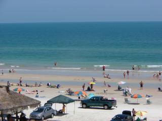 Beautiful view of the Atlantic Ocean, Daytona Beach