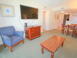 Myrtle Beach Vacation Rental with a Hot Tub, Holiday Sands 1129