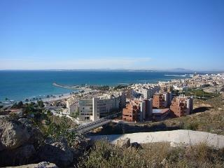 3 bed apart in Santa Pola East 5mins walk to beach