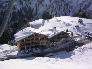 Sundance Ski appartement, Les Crosets