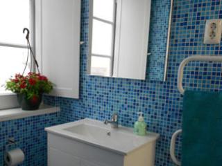 Badkamer - elektrische handdoekenrek