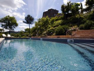 Domus Picta at Torre Bertona - Charming Apt with Swimming Pool and Spa, Todi