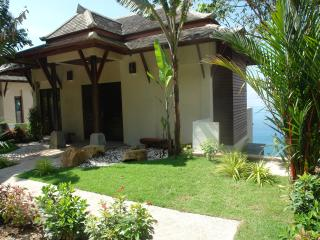 Stunning Cliff Top Sea View Villa 6, Ko Lanta