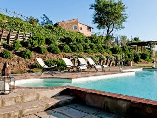 2 bedroom Villa in Montelupo Fiorentino, Florentine hills, Arno Valley, Italy