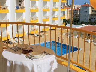 One bedroom  apartment , Sea view, Praia da Rocha, Strand von Praia da Rocha