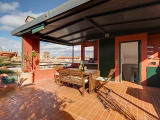 Mercanti Ultimate Panoramic Roman Penthouse