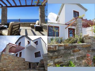 Traditional Ikaria Architecture, Sea Views & Garden Terraces
