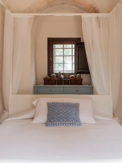 Second bedroom in the trulli