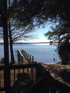 Lake Murray dock and ramp on close in and private, Ballentine