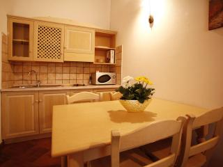 Two rooms apartment type A for four person, a few km from the sea