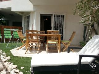 3-room apartment with a garden, Eilat