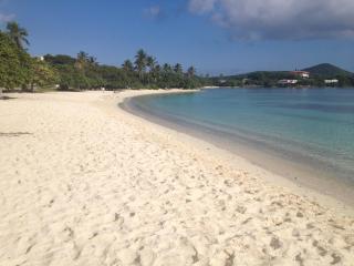 Amazing View and White Sand Beach!