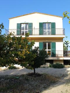 VILLA TWO STEPS FROM THE TEMPLES OF AGRIGENTO