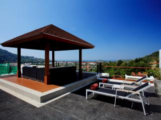 Kata Sea View Villa with Private Pool and Chef-B1