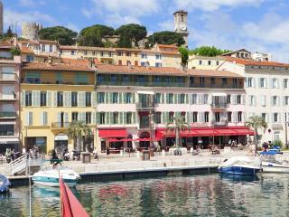 Appt3p 90m²  Vieux Port Cannes 'Marylin'