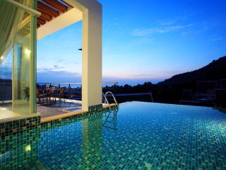 Kata Sea View Villa with Private Pool and Chef-B2, Kata Beach