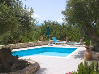 MARILENA Gavalochori pool/great views sleeps 4 A5