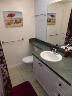 Snook bathroom