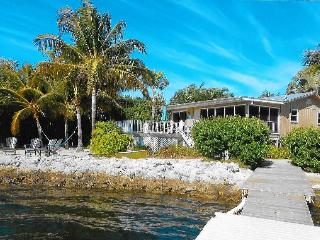 Tropical Paradise Oceanfront Home with Pool, Cudjoe Key