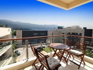 Elegant -Two Bedroom Apartment with Sea view, Budva