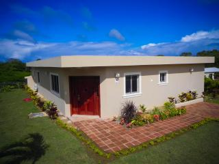 Private 2 BDR villa with 2 full separate Master Suites, tv in both bedrooms and living room, safe. Master bedroom has its own bathroom and second bedroom has a shared bathroom.(603), Cabarete