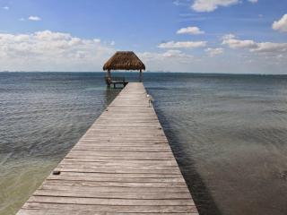 Palapa & Dock