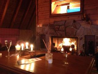 Cosy evenings by the fire!