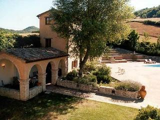 Torre di Sotto, Montone rental villa for 4