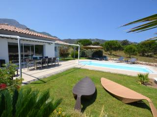 Domaine Villas Mandarine  with hotel services, Calvi