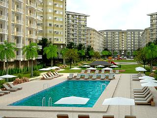 Field Residences at SM Sucat - 1 B/R condo with FREE STRONG Wi-Fi