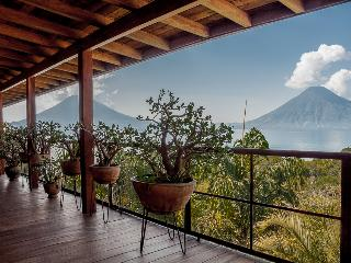 Casa Eggedal, the Big House, Solola Department