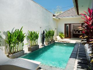 1BR private villa,15 min walk to Seminyak beach
