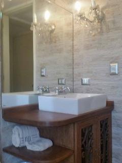 Designed Bathroom with hot tub!!!