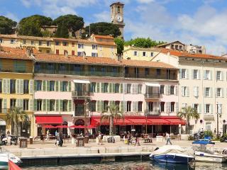 Appt 3p 50m² Vieux Port  Cannes 'Ava'