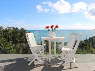 Luxury (4 bed) Sea View Holiday Home(max 12)Cable Bay, Northland, NZ