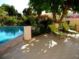 Altea, villa private pool, BBQ, 6 persons, Altea la Vella