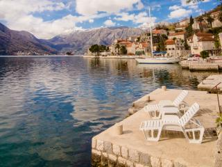 Perast Waterfront apartment