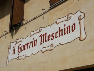 Locanda del Guerrin Meschino, Ascoli Piceno