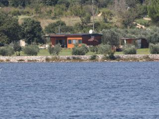 Beach House Mare  BEACHFRONT HOUSE, Private beach,, Pula