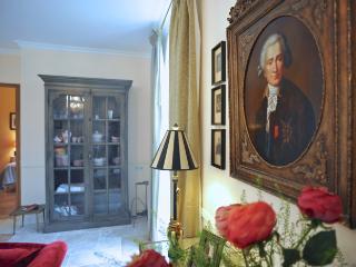 Salon de l'Orangerie, luxe, chic et charme à Bayeux