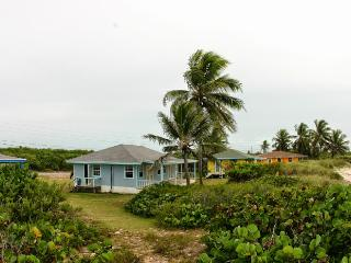 Gunhill Bay Beach Villas- Grey Dup Cottage #4 & #5, Little Exuma