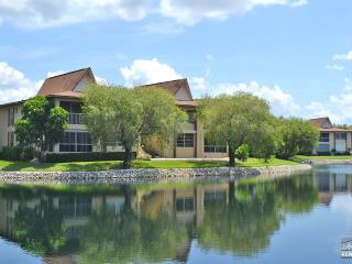 Spacious lakefront condo is just 5 minutes to 5th Avenue!, Napels