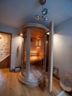 le sauna privé